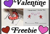 Speech Therapy Valentine's Day