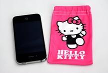 Hello Kitty mobiles