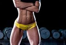 fitness woman body