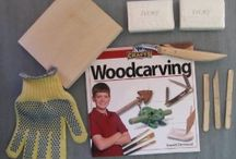 Wood Craft Supplies / by Kary Zuniga
