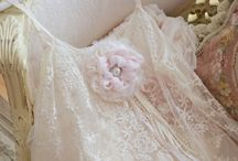 Lace, lovely linen and beautiful things
