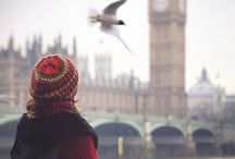 Travelling destinations / Places I want to visit one time when I go to England..Maybe next summer ;)