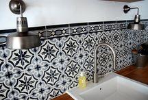 Murs de la cuisine