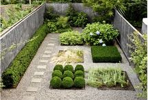 small gardens / by Mary Henderson Maurel