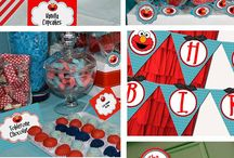 Dawson's 3rd Birthday Party Ideas