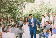 Bröllopsklänning & kostym