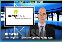 """Norrep Funds CEO Alex Sasso Tells Us: """"Smallcap Stocks Are The Beautiful Asset Class"""""""
