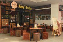 Nanny's Pavillon - Storage Room / Nanny's Pavillon - Storage Room Summarecon Mal Bekasi, Downtown Walk, FB-109 Jl. Bulevard Ahmad Yani Blok M, Bekasi 17142 ☎ (021) 2957 2705 / (021) 2957 2706