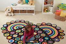 Crochet. Interior