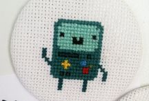 Cross my stitch and hope to die
