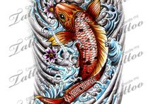 Tattoos stuffs I like / Tattoos / by Tabitha Boyce
