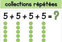 multiplication activités et  affiches