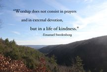 Quotes / Quotes from Swedish seer Emanuel Swedenborg and those influenced by him.