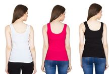 Tank Tops online for women, girls at the best price in India.