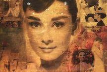 DEVON / DEVONはアンディー・ウォーホル世代を彷彿とさせる作風を、過去と現代のポップカルチャーイメージとを融合させた全く新しい肖像(ICON)のイメージを作り出している。http://highart-gallery.com/