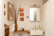 Bathroom / by Heather Gibbons