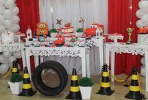 Festa carros disney