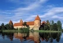 Exploring Lithuania..