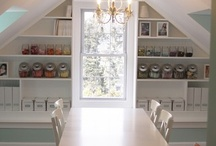 Craft Room Re-Do / by Tamara Wallace