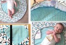 Sewing projects for babies