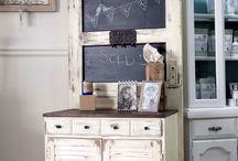 DIY Recycled Furniture, Doors, Window Frames, etc / Refurbished furniture, etc