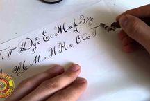 каллиграфiя