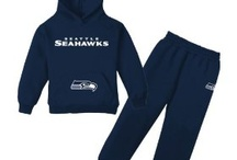 Seahawks Baby and Kids / Start your child on the right track and turn them into a Seahawks fan. / by Seahawks Mania