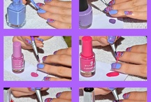 Nails to try  / by Jessica VanHorn