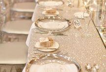 Kolory przewodnie - srebrny/kryształy
