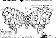 butterflies (tatting)
