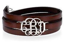 Monogrammed bracelet!!! / Jewelry