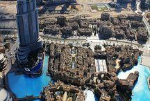 Dubai / by MapQuest