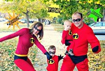 Halloween Costume Ideas for your Family!