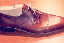 handmade shoes by Attila Sárai