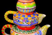 teapots / by Ellen Anne Eddy