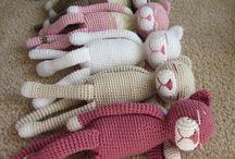 small animals crochet
