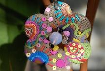 Polymer Clay - Cerâmica Plástica / Inspirações de bijuterias com cerâmica plástica. / by BijouxMix Cinthia