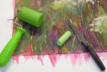 pastel techniques