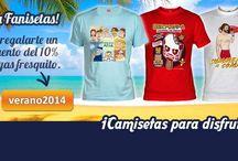 Cupones Descuento Fanisetas / by Fanisetas.Com