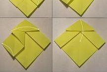 Origami cat etc