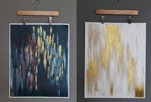 Abstract Acrylic Paintings...