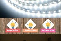 LED idéer og viden