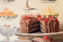 κλασικές τούρτες