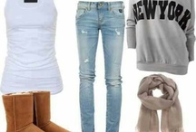 Teen outfit for shcool