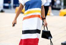 Moda na lato / Moda latem rządzi się swoimi prawami... jest zwiewna, lekka, kolorowa, odważna, zmysłowa, swawolna, rozbawiona i niczym się nie przejmuje!