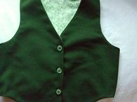Toddlers Waistcoats