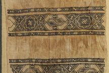 antik textiliák egyiptom