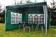 ogrody / namiot ogrodowy