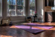 Mindful Surrender / Meditation, yoga, balance, sacred space