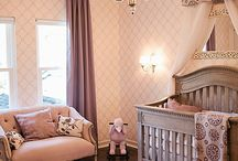 My baby girl's nursery room!!